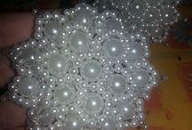Brose deosebite din perle