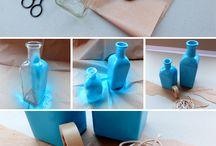 DIY / Tutoriales sencillos de cosas hechas a mano