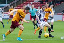 Motherwell 20s 17 Aug 17 / Pictures from the IRN-BRU Cup round 1 game between Motherwell 20s and Queen's Park. Game played at Forthbank Stadium on Wednesday 16 August 2017. Motherwell won the game 2-1.