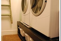 Laundry Room / by Melody Wadley