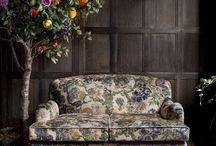 Floral Sofa / Floral Sofa / çiçek desenli kanepe modelleri