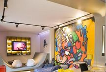 Ideas Nordin's room