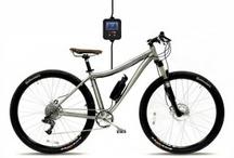 Prodeco Titanio Electric Bike / The new Titanio titanium frame electric mountain bike from Prodeco / by Electric Bike Report