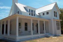 Contemporary farm houses