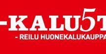 M-Kalusto logo / 50v. juhlavuosi.