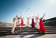 Hochzeit - The girls