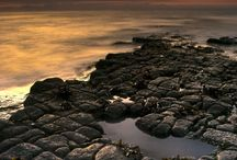 Kilve Beach, Somerset / Local beach, 5 minutes drive, 30 minutes walk. Famous for its 'Jurassic period' and fossils.