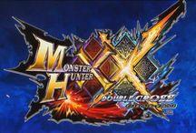 Capcom confirma Monster Hunter Double Cross