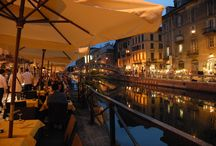 Milan by Night / How to spend a night on the streets of Milan