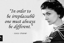 Famous Quotes from Fashion Icons