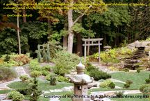 Garden Quotes / Quotes about gardens, gardening, backyard retreats and related activities.