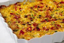 Ovenschotels en bijgerechten / Allerlei recepten voor ovenschotels, quiches en bijgerechten
