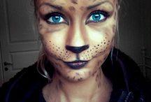 Costume Make-up / Costume make-up & ideas. / by Sarah Jordan