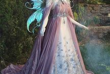fairy like and magical