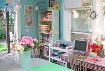craft room/organize