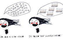 FALSOS AMIGOS (otras lenguas) / Palabras que son muy parecidas entre el español y otras lenguas, pero tienen significados diferentes