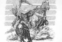 Cowboy art / by Mike Vint