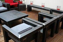 Muebles con Metal
