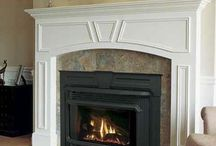 Fix my fireplace / Fireplace update / by Chris Mosso Moyer