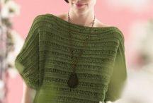 Knitting for ladies