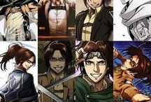 Attack on Titan-Hanji