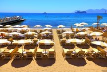 Camping in the Côte d'Azur / Blue skies, shimmering sea, gorgeous sunshine . . .there's a lot to like about the French Riviera.   http://www.canvasholidays.co.uk/destinations/camping-in-france/cote-dazur