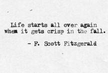 Quotes | Literary / by Brit Conrad