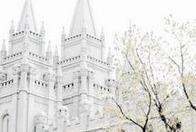 church / by Samantha Hansen