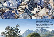 Home Ideas - Cape Dutch / by Karin Krüger-Jubber