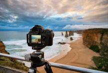 Behind a lens / La fotografia vista dai fotografi.