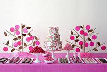 Creative Dessert Table