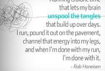 Running is my yoga