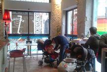 Comer en familia en Granada / Los mejores bares y restaurantes de Granada para comer en familia.