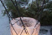 Candle Inspiration / by Mimi Strandberg