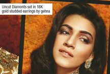 Gehna November Magazine Features / Gehna Jewellery features for the month of November in different magazines.