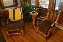 Charlie Boostrom's Hand-Made Furniture