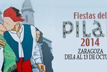 Fiestas del Pilar 2014 / Descubre todo lo que puedes hacer durante las Fiestas del Pilar en Zaragoza