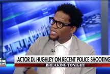 Actor D.L. Hughley Battles Megyn Kelly: 'The Only Place Racism Doesn't Exist is Fox News'