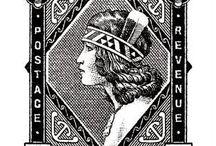 Vintage New Zealand Stamps