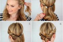 Peinados / Peinados fáciles
