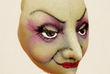 Куклы идеи / разные куклы, характерные, интересные, необычные