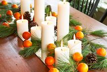 Decor for Holidays and Fetes