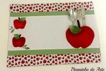 Para cozinha... / by Letty Martins