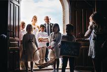 The Ceremony / La Ceremonia / Ceremonies of our weddings