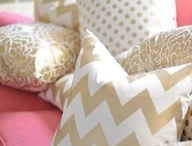 pillow fights / Pillows for decorating your space with your own style. They are the perfect addition for color or pattern in any space.