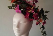 Millinery by Johanna Guerin / Original designs.  Hats and fascinators handcrafted by Johanna Guerin, Queensland, Australia.