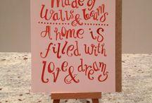 Lovely verses