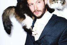 Interesting People Like Cats / by Vanessa Lambert