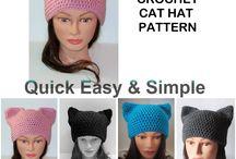Pussycat hats