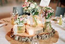 Wedding - centrepiece